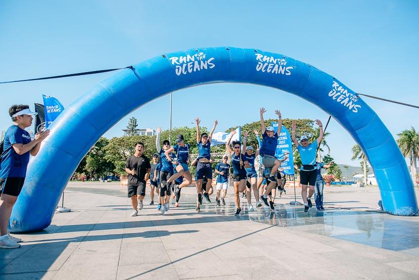Run For The Oceans - Chạy vì đại dương tại Quy Nhơn 4