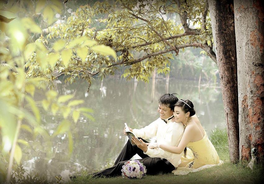 Sài Gòn mùa cưới - Dìu dặt tới quanh đây - 1