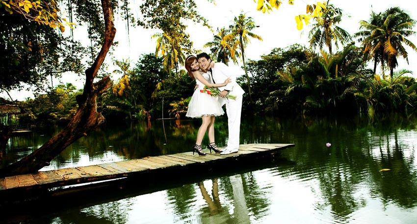 Sài Gòn mùa cưới - Dìu dặt tới quanh đây - 2