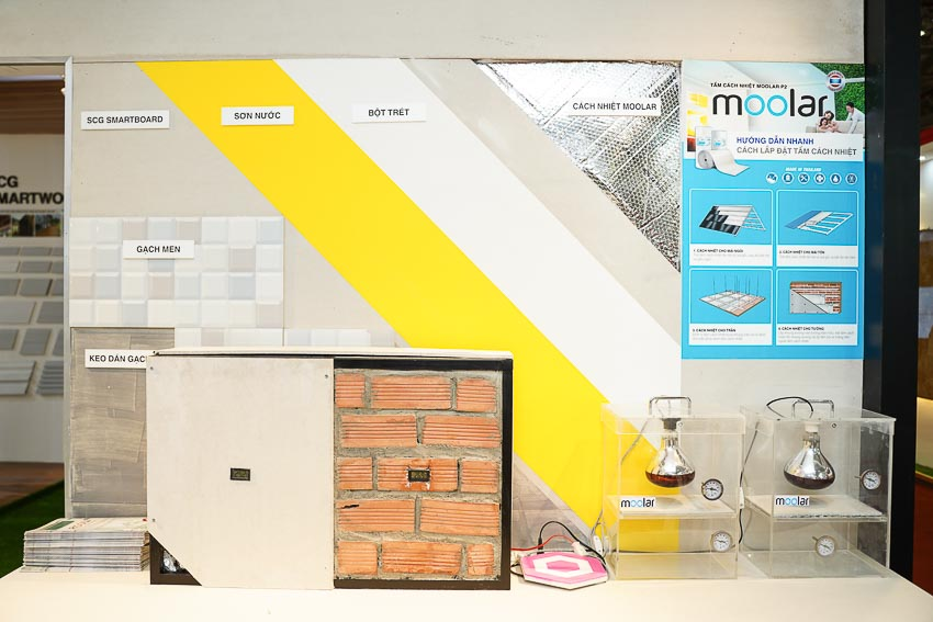 SCG giới thiệu loạt giải pháp và dịch vụ cho khách hàng tại Triển lãm Vietbuild TP.HCM 4