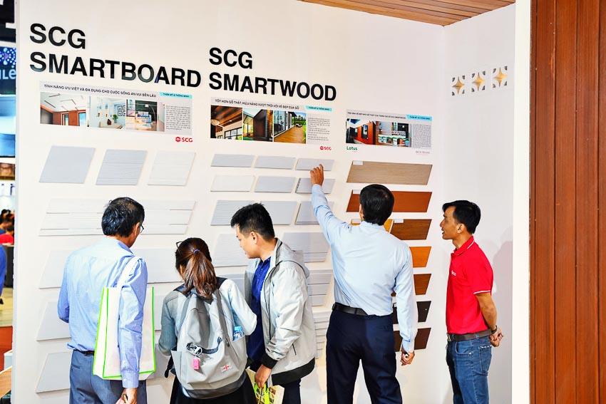 SCG giới thiệu loạt giải pháp và dịch vụ cho khách hàng tại Triển lãm Vietbuild TP.HCM 3