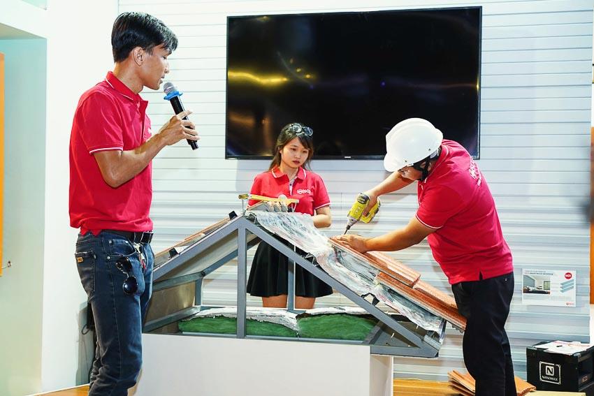 SCG giới thiệu loạt giải pháp và dịch vụ cho khách hàng tại Triển lãm Vietbuild TP.HCM 5