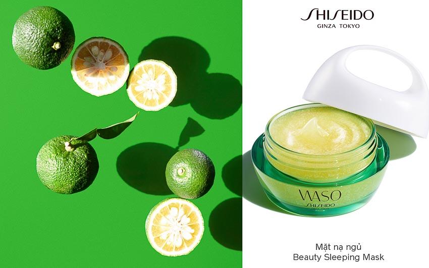 Shiseido giới thiệu dòng sản phẩm chăm sóc da WASO - 10