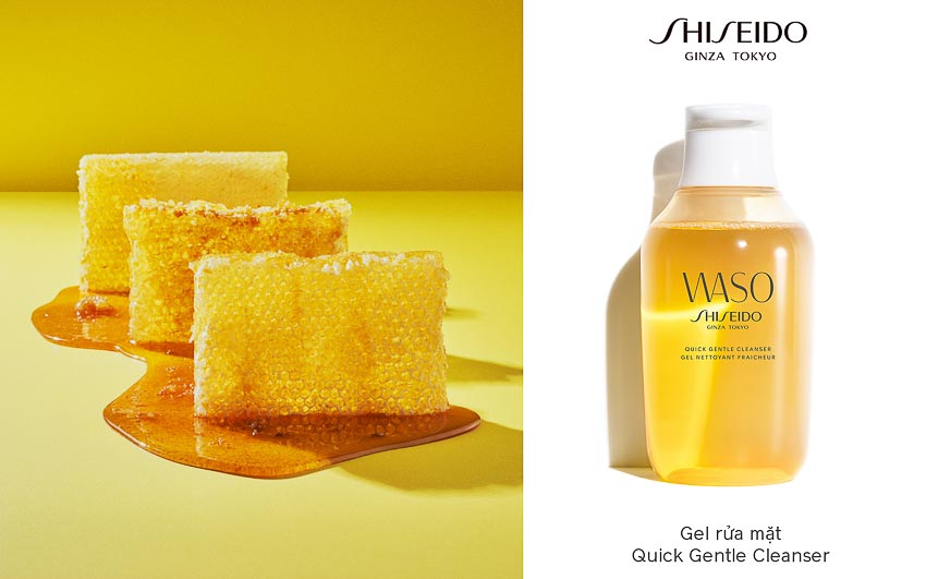 Shiseido giới thiệu dòng sản phẩm chăm sóc da WASO - 2