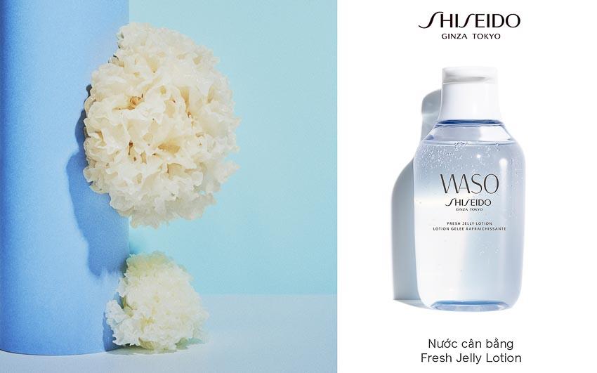 Shiseido giới thiệu dòng sản phẩm chăm sóc da WASO - 4