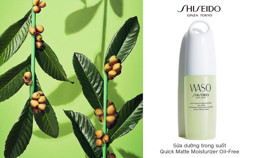 Shiseido giới thiệu dòng sản phẩm chăm sóc da WASO - 6