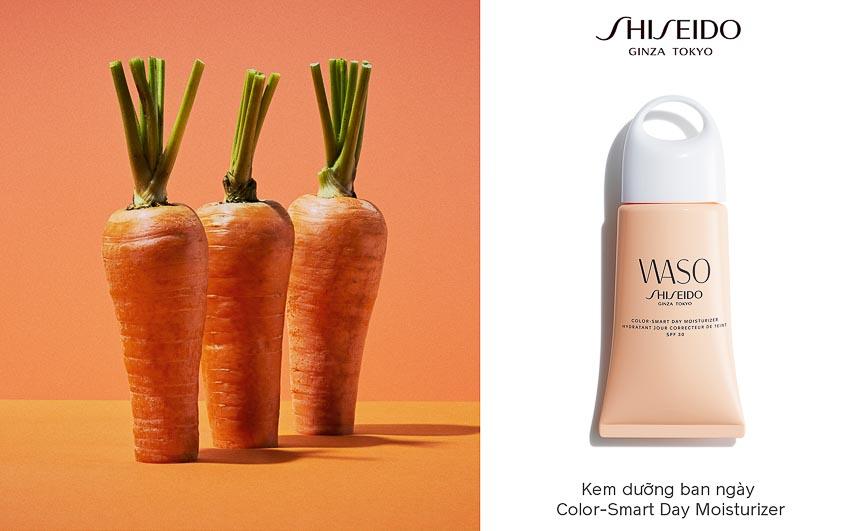 Shiseido giới thiệu dòng sản phẩm chăm sóc da WASO - 7