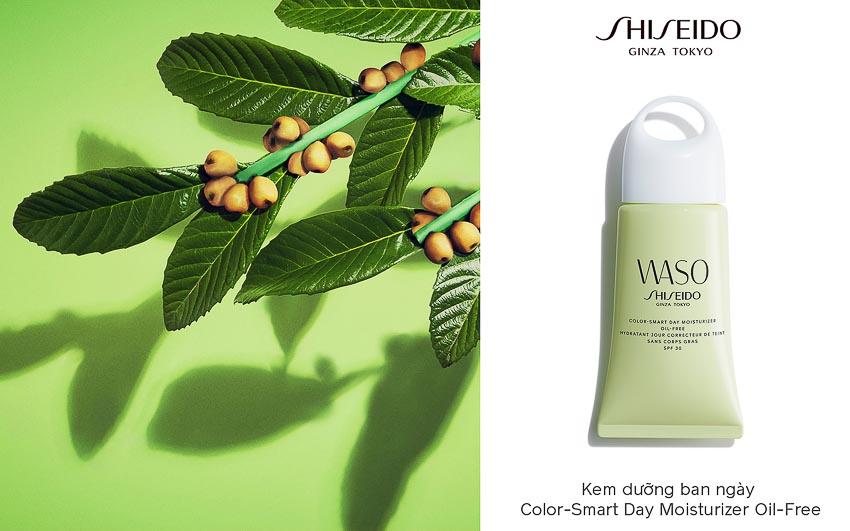 Shiseido giới thiệu dòng sản phẩm chăm sóc da WASO - 8
