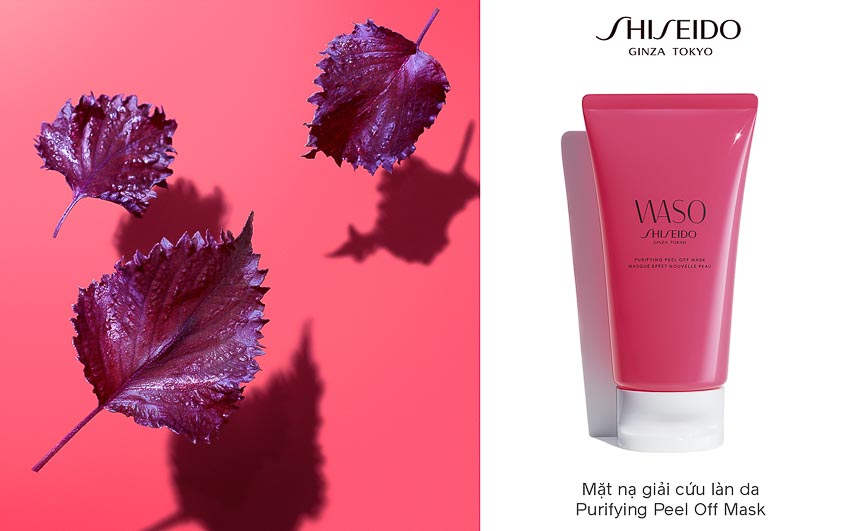 Shiseido giới thiệu dòng sản phẩm chăm sóc da WASO - 9