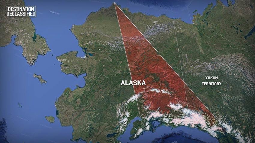 Những chuyện ít người biết về Tam giác Alaska 2
