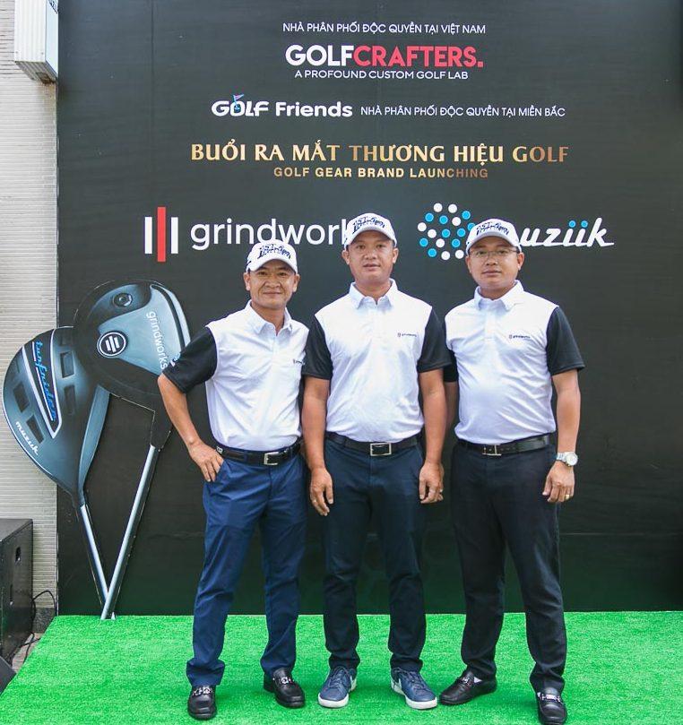 Thương hiệu golf GRINDWORKS và MUZIIK ra mắt tại thị trường Việt Nam 4
