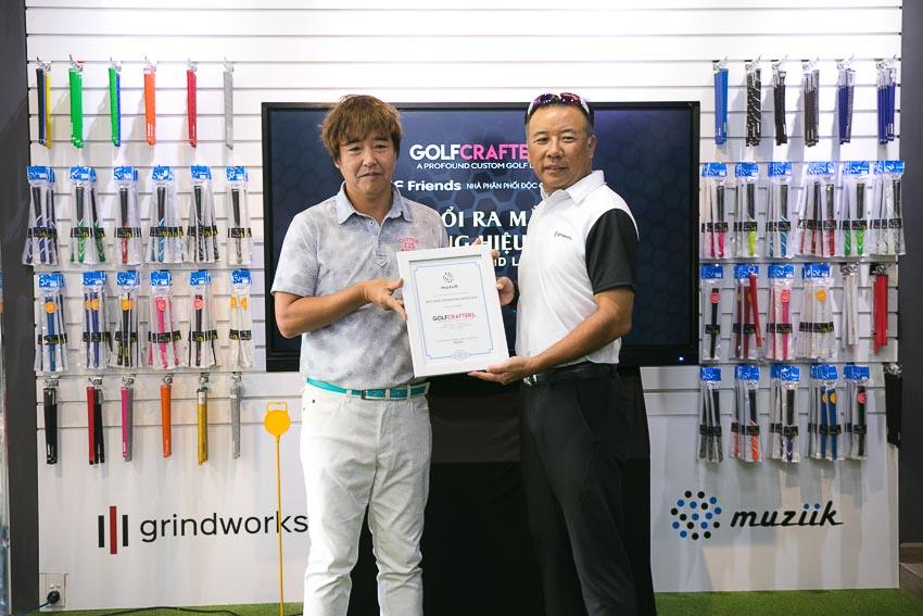 Thương hiệu golf GRINDWORKS và MUZIIK ra mắt tại thị trường Việt Nam 7