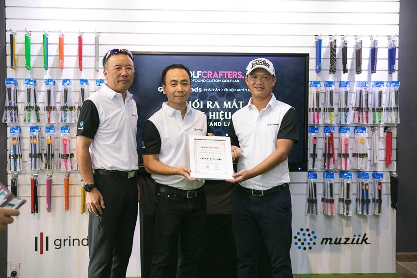 Thương hiệu golf GRINDWORKS và MUZIIK ra mắt tại thị trường Việt Nam 8