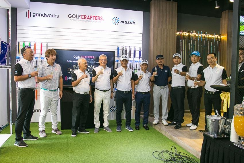Thương hiệu golf GRINDWORKS và MUZIIK ra mắt tại thị trường Việt Nam 9