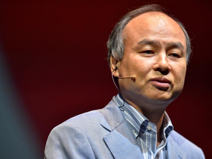 Tỉ phú Masayoshi Son, người sáng lập, CEO của tập đoàn SoftBank - 10