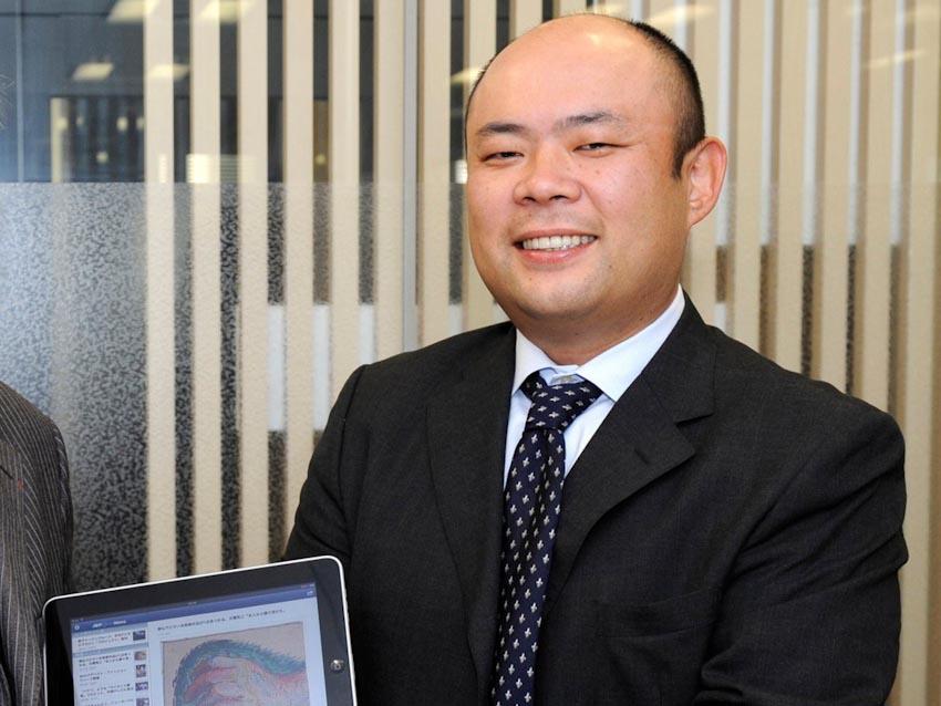 Tỉ phú Masayoshi Son, người sáng lập, CEO của tập đoàn SoftBank - 11