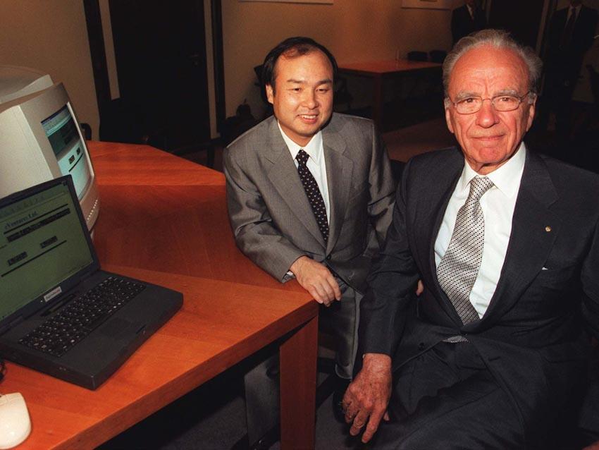 Tỉ phú Masayoshi Son, người sáng lập, CEO của tập đoàn SoftBank - 12