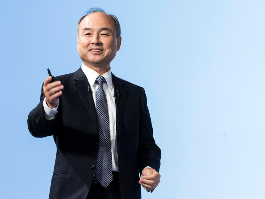 Tỉ phú Masayoshi Son, người sáng lập, CEO của tập đoàn SoftBank - 14