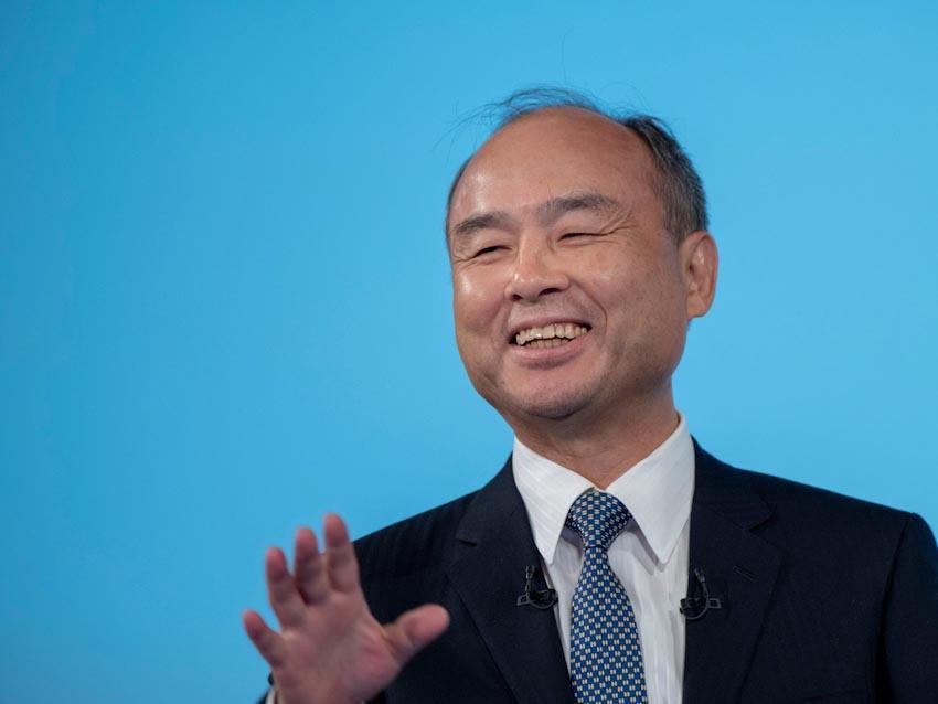 Tỉ phú Masayoshi Son, người sáng lập, CEO của tập đoàn SoftBank - 15