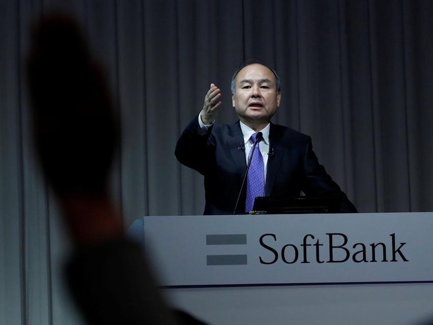 Tỉ phú Masayoshi Son, người sáng lập, CEO của tập đoàn SoftBank - 2