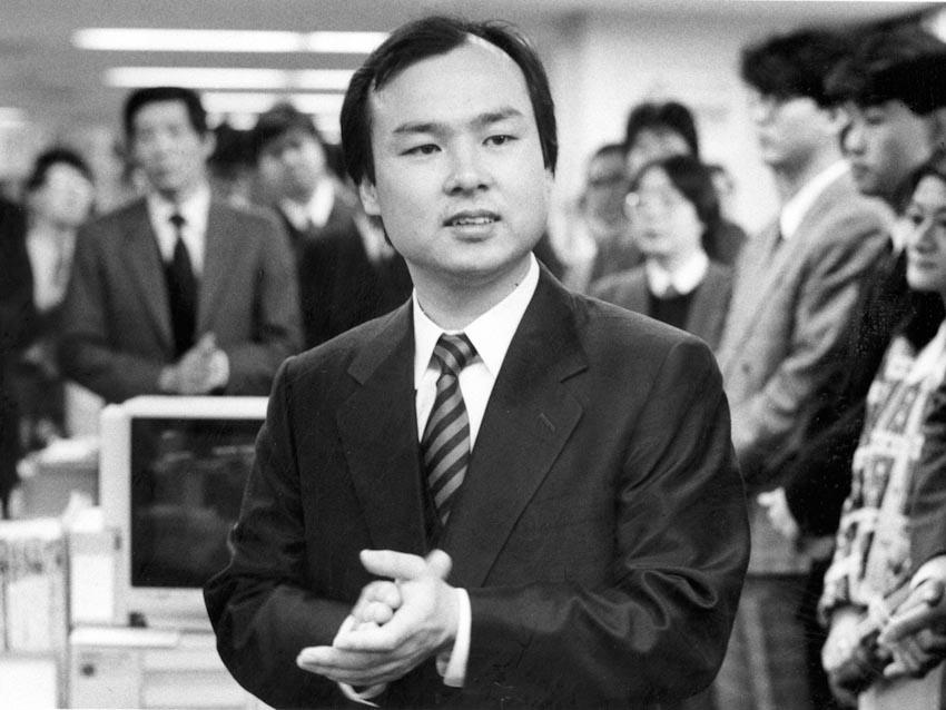 Tỉ phú Masayoshi Son, người sáng lập, CEO của tập đoàn SoftBank - 3