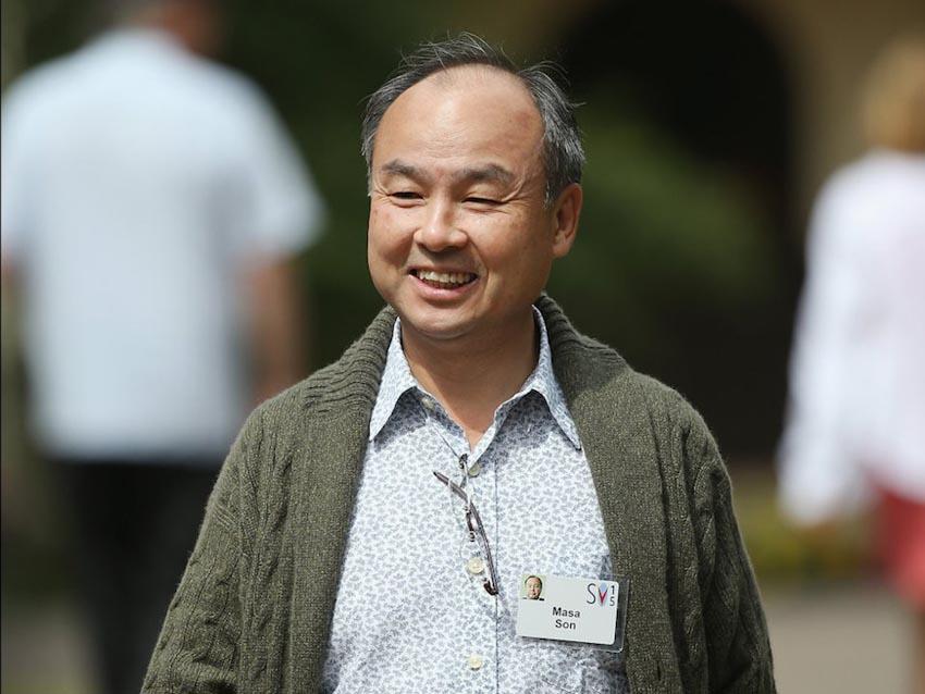Tỉ phú Masayoshi Son, người sáng lập, CEO của tập đoàn SoftBank - 7