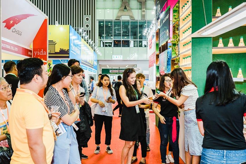 Triển lãm Vietfood & Beverage - Propack Vietnam 2019 tại TP.HCM 1