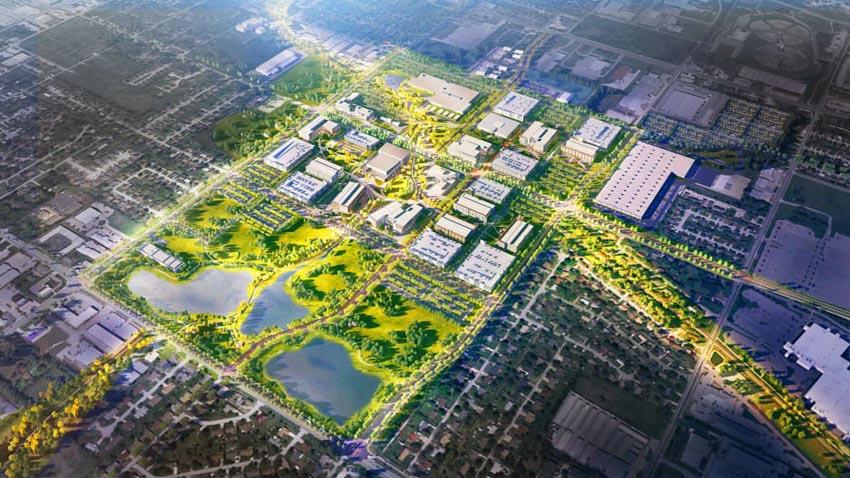 Trụ sở mới của Walmart trong khuôn viên 350 mẫu cây xanh - 4