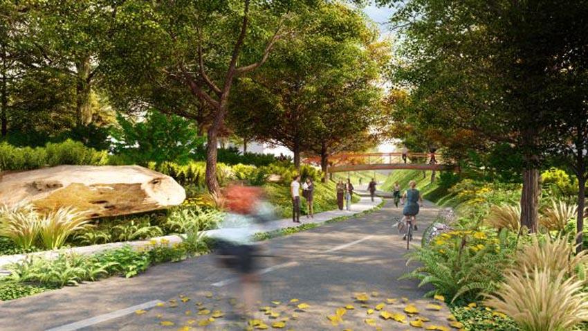 Trụ sở mới của Walmart trong khuôn viên 350 mẫu cây xanh - 6
