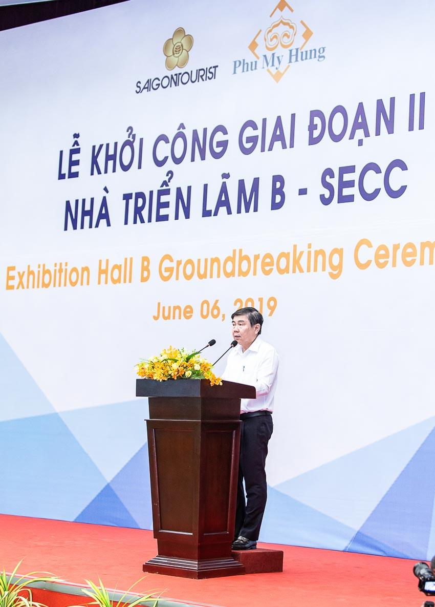 Trung tâm triển lãm SECC sẽ tăng thêm 1.000 gian hàng sau hai năm nữa 2