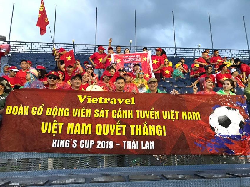 Vietravel giới thiệu tour cổ vũ đội tuyển Việt Nam tại chung kết King's Cup 2019 1