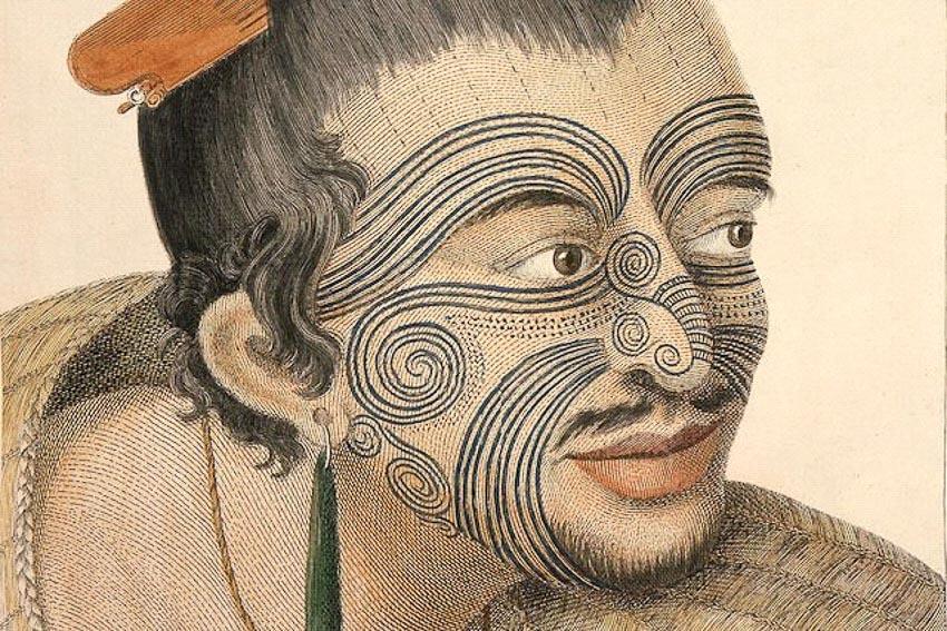 Lịch sử và ý nghĩa của những hình xăm cổ điển 3