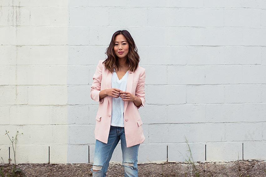 Bộ đôi jeans và áo phông: Kết hợp sao cho tươi mới? 3