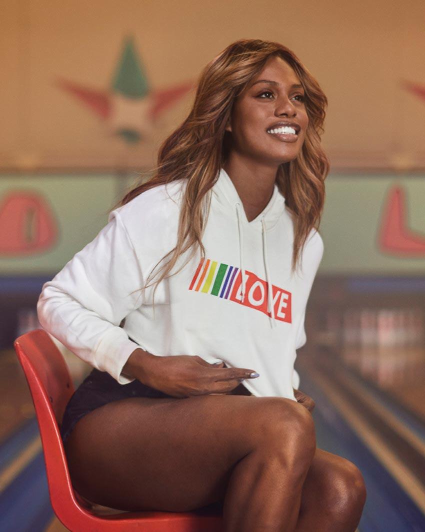 H&M ra mắt BST đặc biệt Love for All - tình yêu cho tất cả mọi người 2