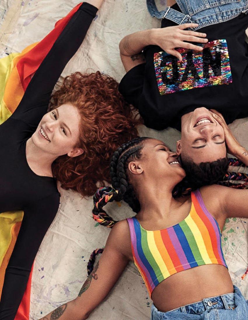 H&M ra mắt BST đặc biệt Love for All - tình yêu cho tất cả mọi người 3