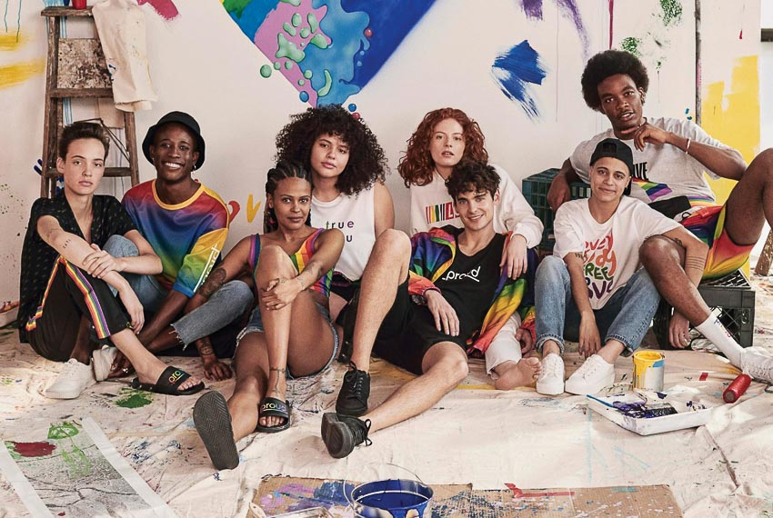 H&M ra mắt BST đặc biệt Love for All - tình yêu cho tất cả mọi người 4