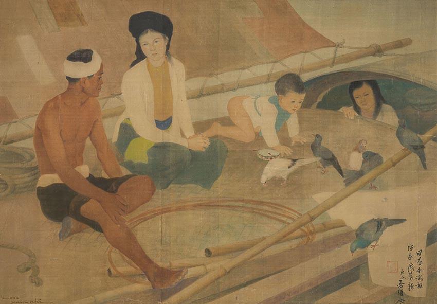 Nhà sưu tập Phạm Tuấn - nhà sưu tập người Mỹ gốc Việt 7