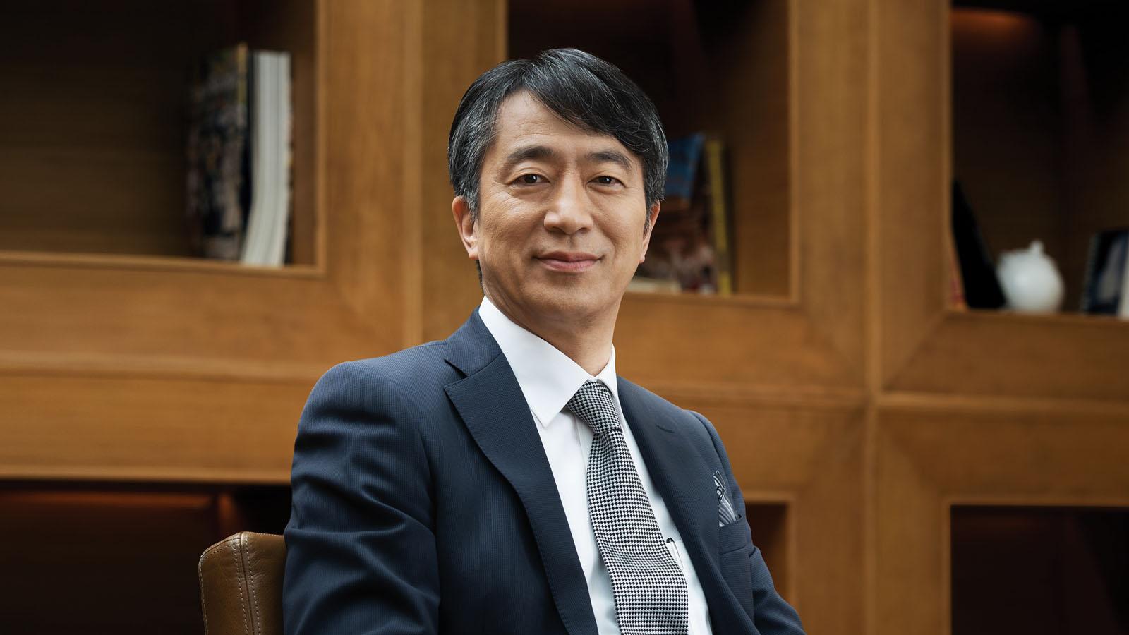 Ông Keisuke Tsuruzono - Tổng giám đốc Honda Việt Nam 5