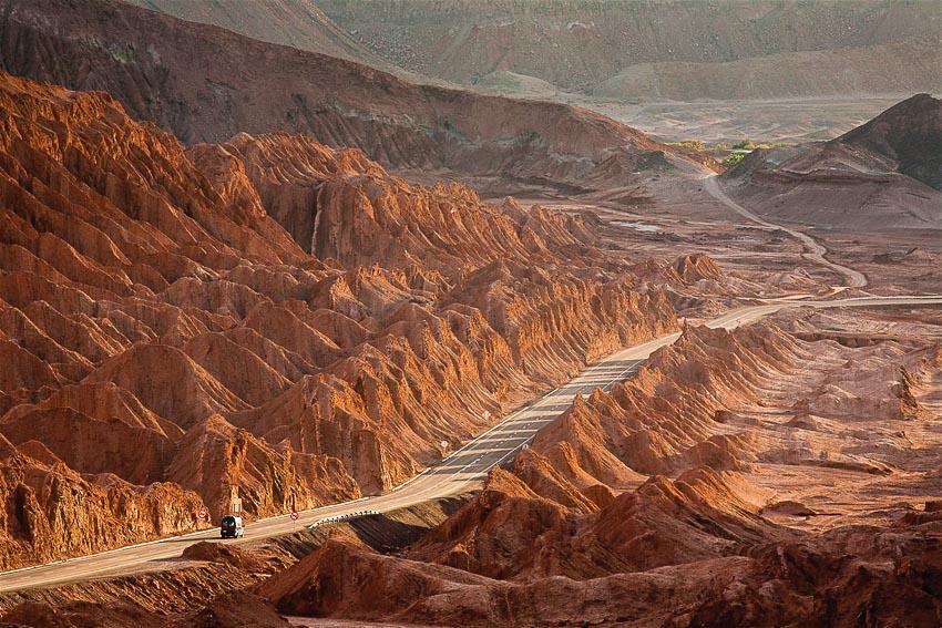 Chinh phục Salar de Tara - sa mạc cao nhất thế giới 1