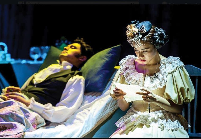 sân khấu kịch Hồng Hạc 7