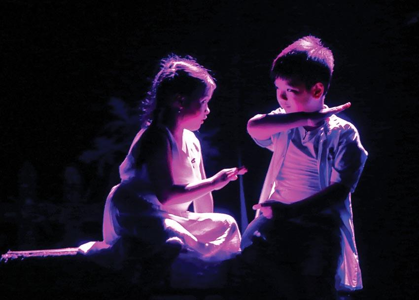sân khấu kịch Hồng Hạc 8