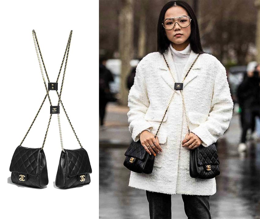 Các thiết kế túi black & white mới nhất 8