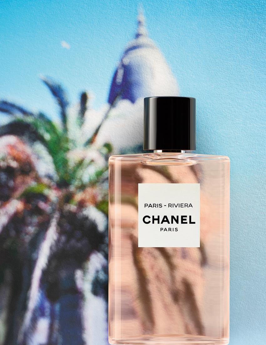 Nước hoa Paris Riviera - Les Eaux de Chanel - 3