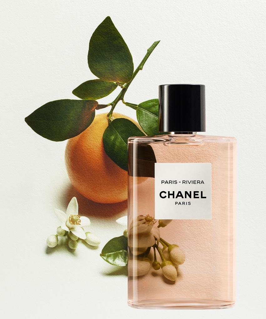 Nước hoa Paris Riviera - Les Eaux de Chanel - 4