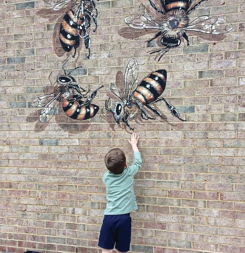 Người vẽ 50.000 con ong nghệ - 5
