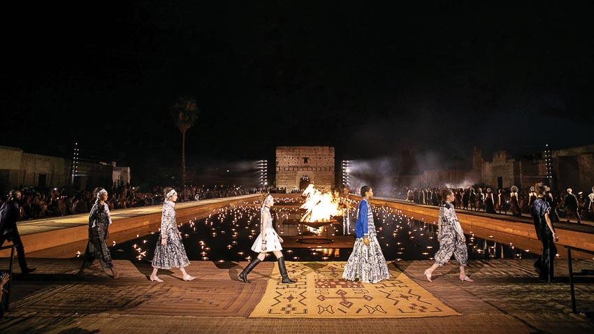 BST Dior Cruise 2020 diễn ra tại thành phố Marrakech, Ma-rốc - 1