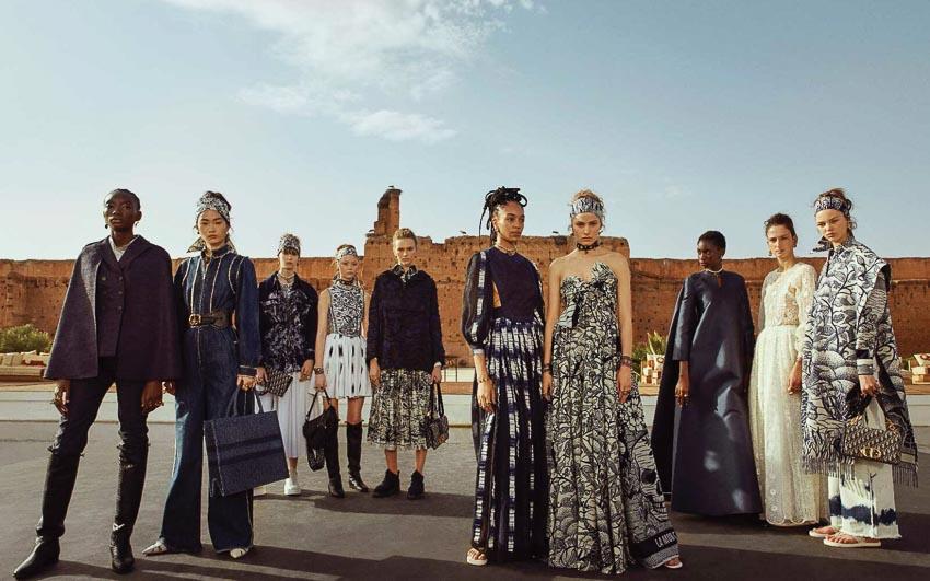 BST Dior Cruise 2020 diễn ra tại thành phố Marrakech, Ma-rốc - 3