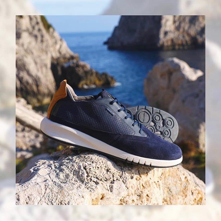 BST Xuân-Hè 2019 của Geox - đôi giày biết thở dành cho doanh nhân thế hệ mới - 3