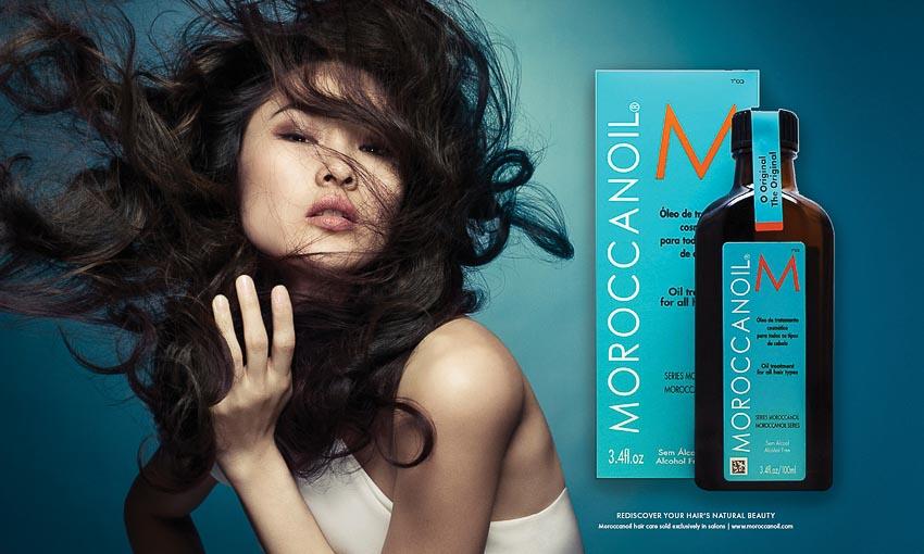 Dầu dưỡng tóc Moroccanoil được biết đến là loại dầu dưỡng tóc được yêu thích nhất hiện nay