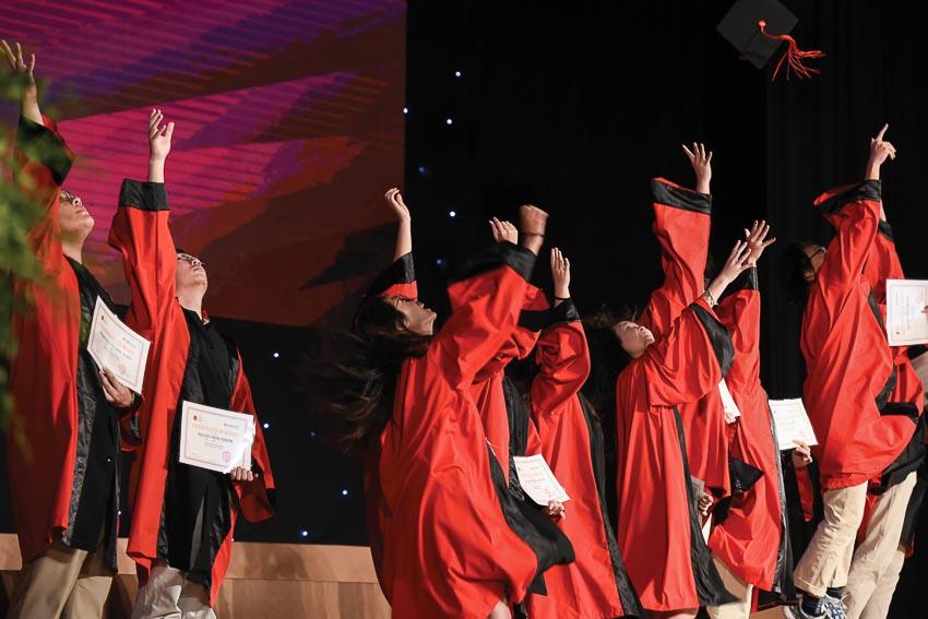 Lễ tổng kết năm học của Trường Quốc tế Việt Úc - 10
